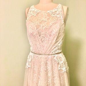 Blush by Hayley Paige Dawson 1803 Wedding Dress